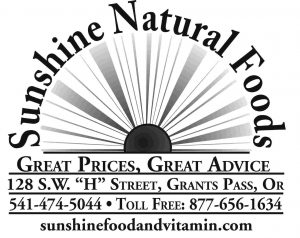 Sunshine Food & Vitamain - Grants Pass Juicers
