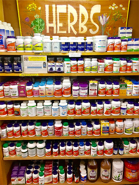 Natural Vitamins, Herbs & Supplements | Grants Pass | Sunshine Foods